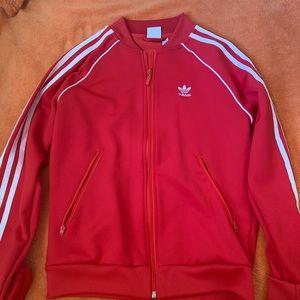 Adidas jacket 😍.